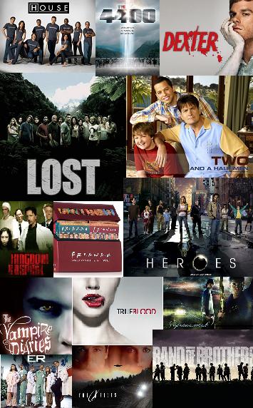 Séries Canceladas e Renovadas 2010